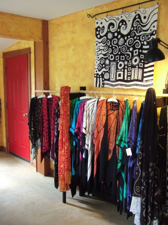 Batiks on Display